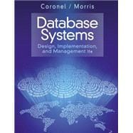 Database Systems Design, Implementation, & Management