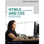 HTML5 and CSS Comprehensive