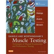 Daniels and Worthingham's Muscle Testing: Techniques of Manual Examination and Performance Testing (Book with Access Code)