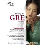 Cracking the GRE, 2008 Edition