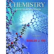 Chemistry A Molecular Approach Plus MasteringChemistry with eText -- Access Card Package