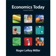 Economics Today and MyEconLab with Pearson eText Access Card Package
