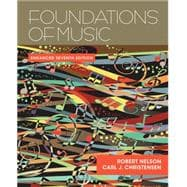 Foundations of Music, Enhanced (with Premium Website Printed Access Code)