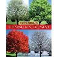 MyDevelopmentLab with E-Book Student Access Code Card for Exploring Lifespan Development (standalone)
