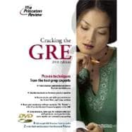 Cracking the GRE with DVD, 2008 Edition