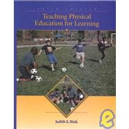 Teaching Physical Education for Learning with Powerweb : Health and Human Performance