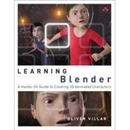 Learning Blender A Hands-on Guide to Creating 3D Animated Characters