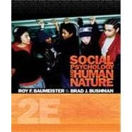 Social Psychology and Human Nature, Comprehensive Edition, 2nd Edition