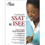 Cracking the SSAT and ISEE, 2008 Edition