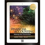 Financial Accounting: Making the Connection with Connect Plus and LearnSmart1Se