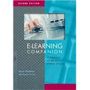 E-Learning Companion A Student's Guide to Online Success