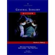 General Surgery Review: (safe Answers For The Written Boards And Absite)