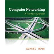 Computer Networking A Top-Down Approach