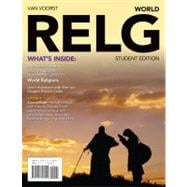 RELG World (with Religion CourseMate with eBook Printed Access Card)