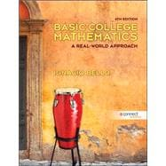 ConnectPlus Math Access Card for Basic College Mathematics