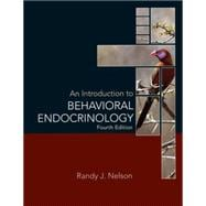 An Introduction to Behavioral Endocrinology (Book with Access Code)