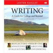 Writing : A Guide for College and Beyond, Brief Edition Spiral