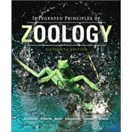 Integrated Principles of Zoology with Connect Plus LearnSmart Access Card