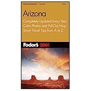 Fodor's Arizona 2001