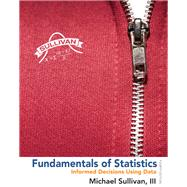 Fundamentals of Statistics Plus NEW MyStatLab with Pearson eText -- Access Card Package