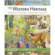 Western Heritage, The, Volume 1 Plus NEW MyHistoryLab with eText -- Access Card Package