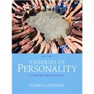 Theories of Personality Understanding Persons