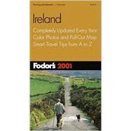 Fodor's Ireland 2001