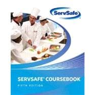 ServSafe Coursebook with Answer Sheet for Paper and Pencil Exam