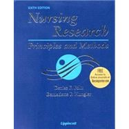 Nursing Research; Principles and Methods, With Online Articles