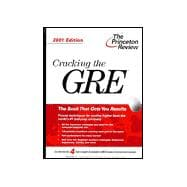 Cracking the GRE, 2001 Edition