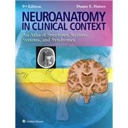 Neuroanatomy in Clinical Context An Atlas of Structures, Sections, Systems, and Syndromes
