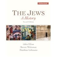 The Jews A History Plus MySearchLab with eText -- Access Card Package