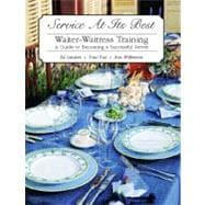 Service at Its Best : Waiter-Waitress Training