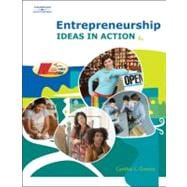 Entrepreneurship: Ideas in Action (Book with CD- ROM)