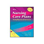 Nursing Care Plans : Nursing Diagnosis and Intervention