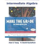 Intermediate Algebra (with CD-ROM, Make the Grade, and InfoTrac)