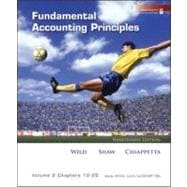 Fundamental Accounting Principles, Vol 2 (Chapters 12-25)