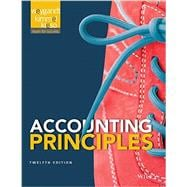 Accounting Principles 12E w/ WileyPLUS Access Card