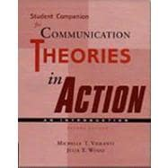 Companion-Communication Theories in Action : An Introduction