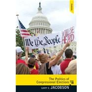 Politics of Congressional Elections, The Plus MySearchLab with eText -- Access Card Package