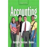 Accounting (Chapters 12 - 26)