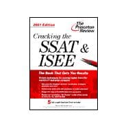 Cracking the SSAT/ISEE, 2001 Edition