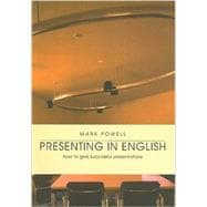 PRESENTING IN ENGLISH-STUDENTBOOK
