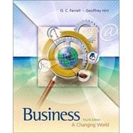Business : A Changing World with PowerWeb and Enhanced Quizzing CD-ROM