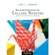 Building Strategies for College Reading : A Text with Thematic Reader (with MyReadingLab Student Access Code Card)