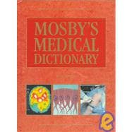 Mosby's Medical Dictionary (5th)