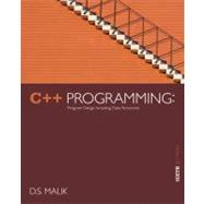 C++ Programming : Program Design Including Data Structures