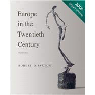 Europe in the Twentieth Century : 2005 Update
