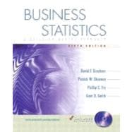 Business Statistics: A Decision-Making Approach with Student CD