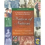 Nation of Nations : A Narrative History of the American Republic Since 1865, Chapters 17-33